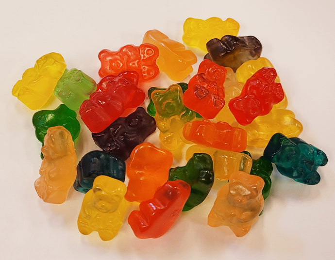 Gummy Bears - 12 Flavor Mix