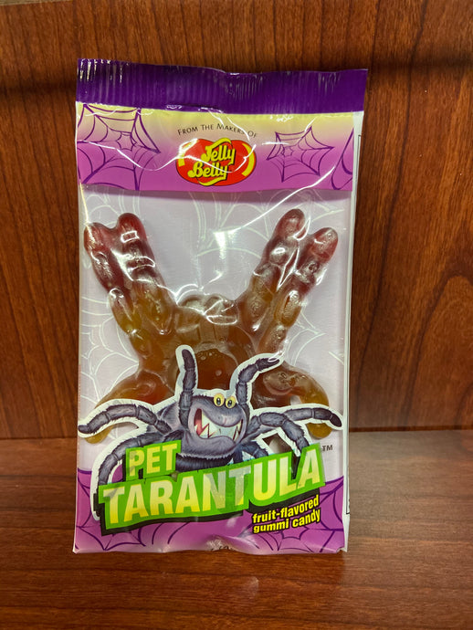 Jelly Belly Gummy Pet Tarantula