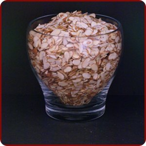 Almonds Sliced Dry Roasted