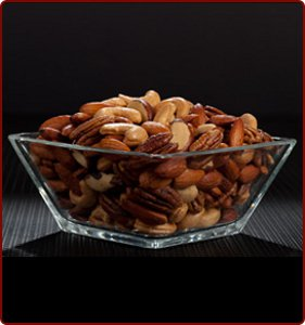 King of Mixed Nuts!