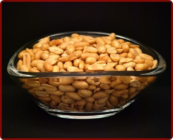 Virginia Peanuts Raw