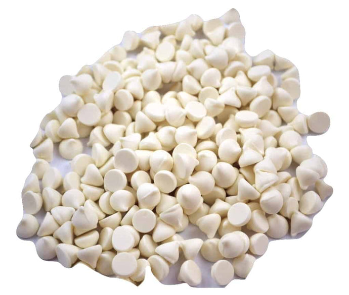 Small White Choco Chips