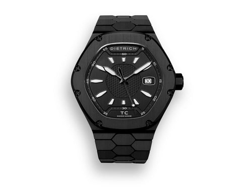 DIETRICH TC - PVD - BLACK 42MM