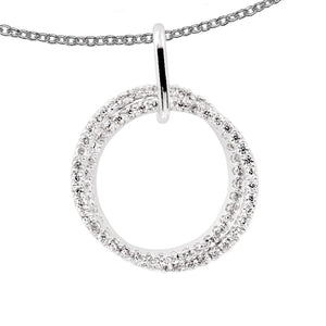 Diamonfire Collana Pavé 65/1416/1/082