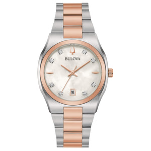 BULOVA 98P199 Surveyor Lady