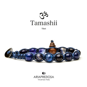 Tamashii AGATA STRIATA BLU SCURO BLUES900-216