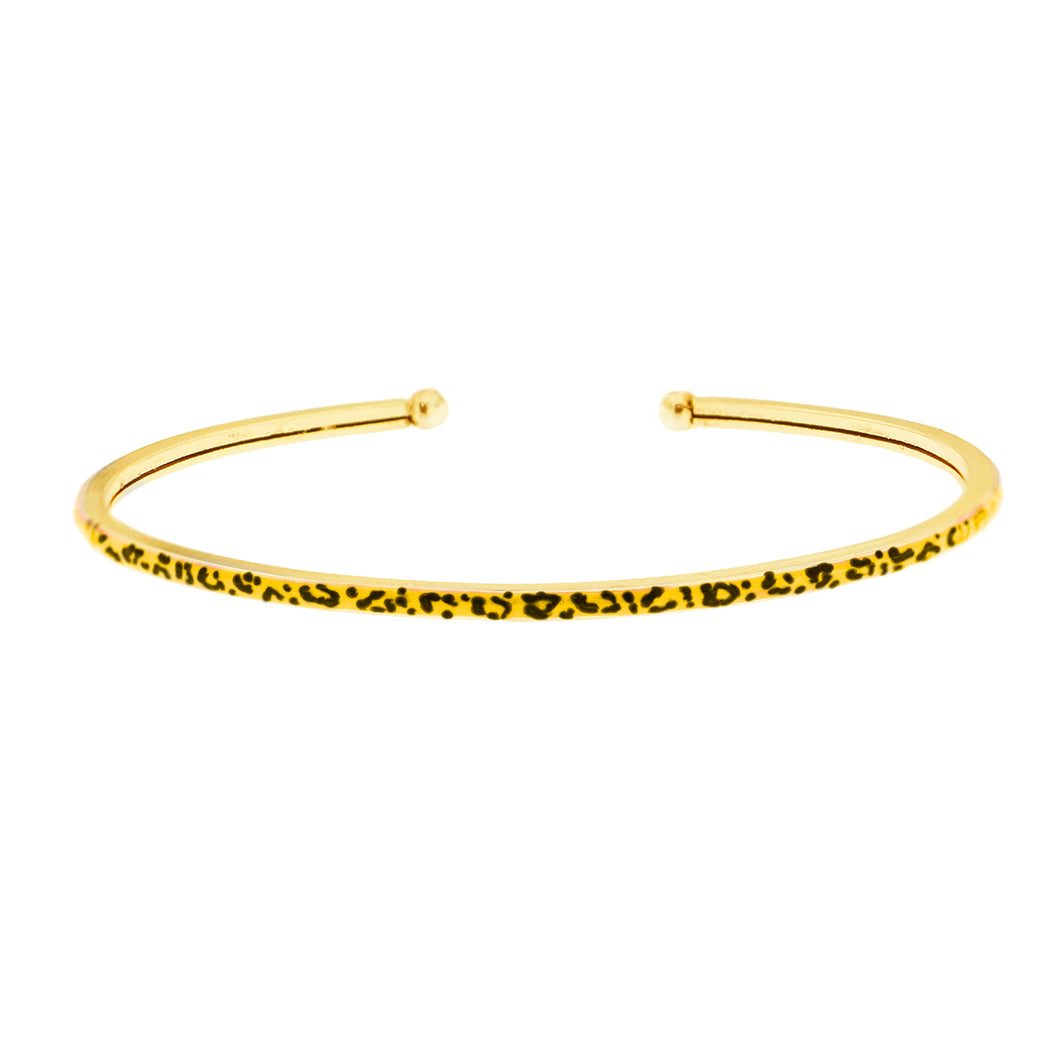 RUE DES MILLE BRJ-02 G BRACCIALE RIGIDO JUNGLE TRIBE