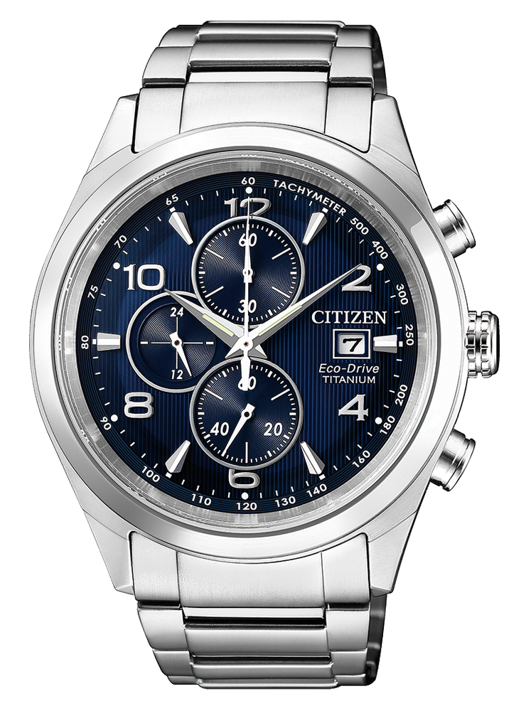 Citizen Super Titanium Crono 0650 CA0650-82L