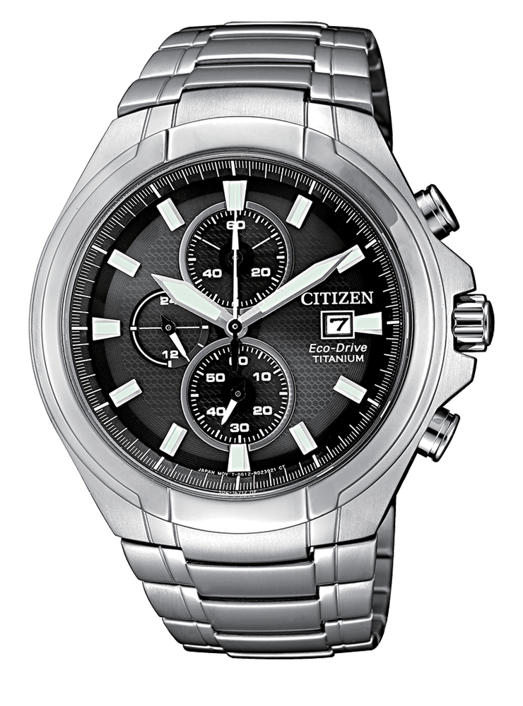 Citizen Super Titanium Crono 0700 CA0700-86E