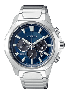 Citizen Super Titanium Crono 4320 CA4320-51L