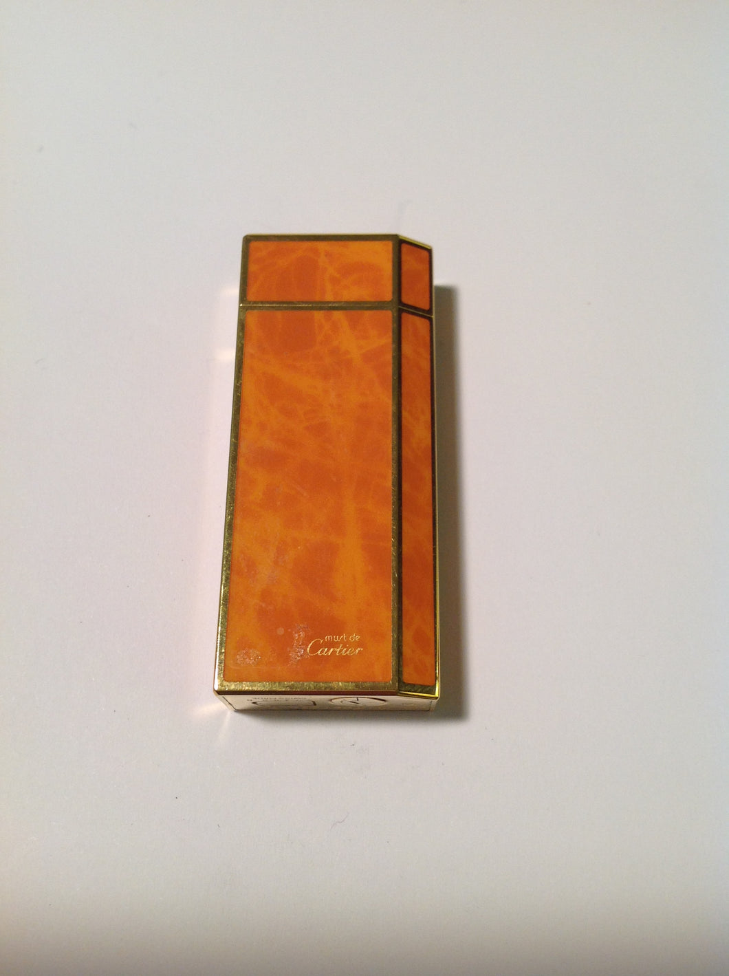 LIGHTER GLAZED CARTIER 5 FACES AD350