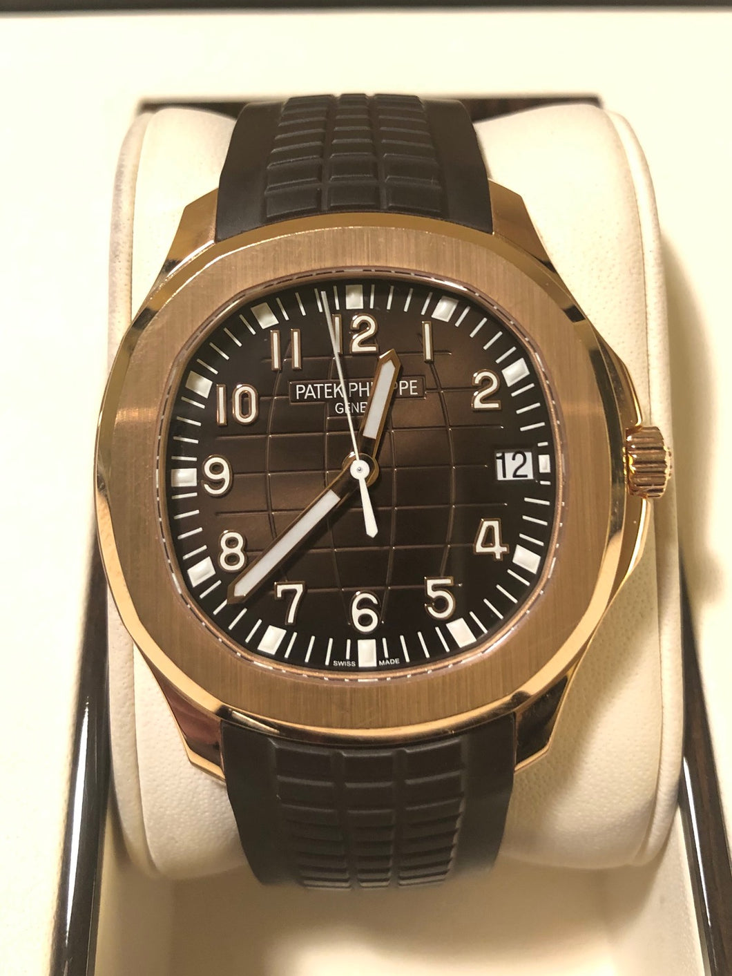 AQUANAUT PINK GOLD 5167R-001