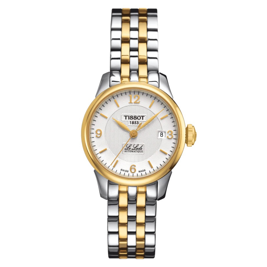 TISSOT LE LOCLE AUTOMATIC SMALL LADY (25.30) T41218334