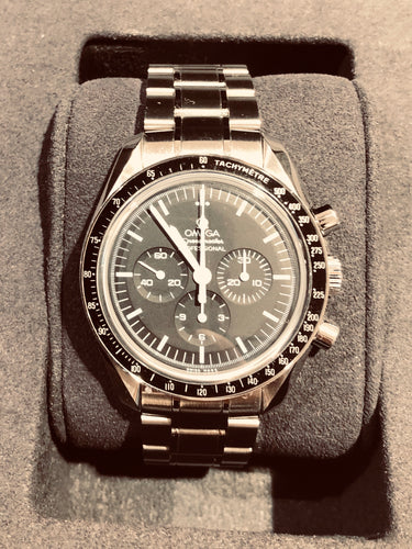 OMEGA SPEED MASTER MOONWATCH PROFESSIONAL CHRONOGRAPH 42 MM