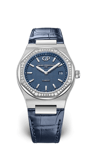 GIRARD PERREGAUX LAUREATO 34 MM  80189D11A431-CB6A DIAMONDS DIAL