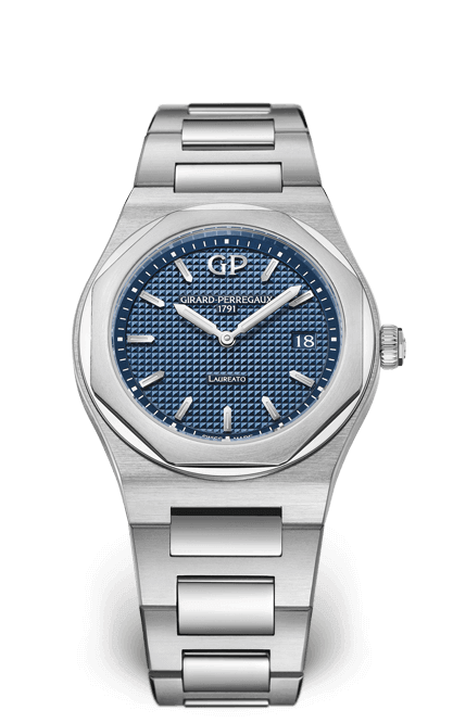 GIRARD PERREGAUX LAUREATO 34 MM 80189-11-431-11A LADY