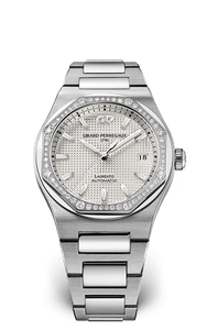 GIRARD PERREGAUX LAUREATO DIAMONDS  38 MM 81005D11A131-11A