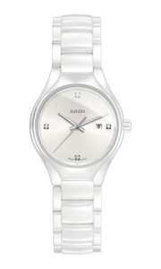 RADO TRUE DIAMONDS WHITE CERAMIC
