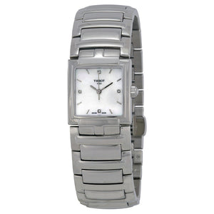 TISSOT EVOCATION DIAMOND LADIES 23MM T0513101111600