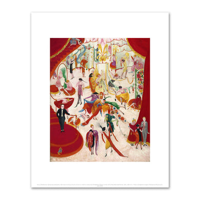 Florine Stettheimer, Spring sale at Bendel's, 1921, Philadelphia Museum of Art. Fine Art Prints in various sizes by Museums.Co