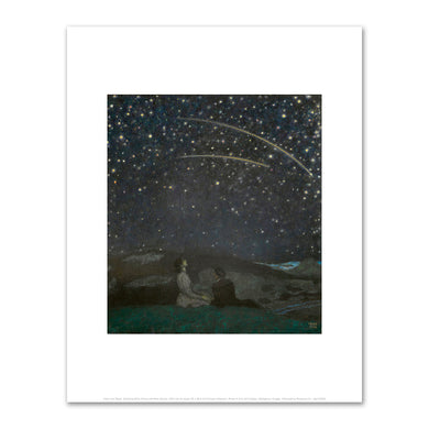 Shooting Stars (Franz and Mary Stuck) by Franz von Stuck