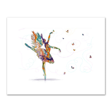 Butterfly Dancer by Corrina Leidy