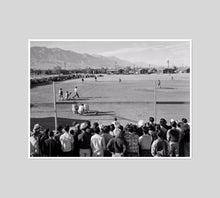 Manzanar Baseball by Ansel Adams Artblock