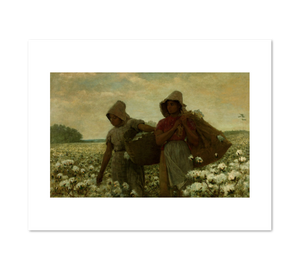Cotton Pickers by Winslow Homer