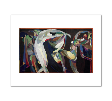 Arthur Bowen Davies, Dances, Fine Art Prints in various sizes by Museums.Co