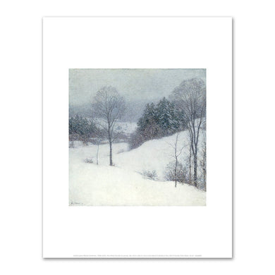 Willard Leroy Metcalf, The White Veil, Fine Art Prints in various sizes by Museums.Co