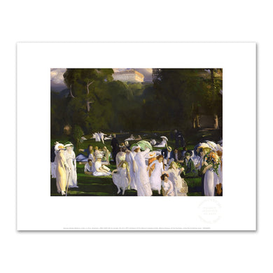 George Wesley Bellows, A Day in June, Fine Art Prints in 4 sizes by Museums.Co