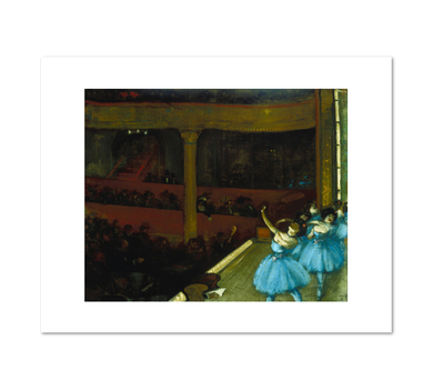 Maurice Sterne, Entrance of the Ballet, Fine Art Prints in various sizes by Museums.Co