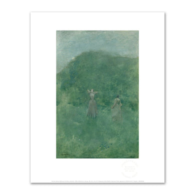 Thomas Wilmer Dewing, Summer, Fine Art Prints in various sizes by Museums.Co