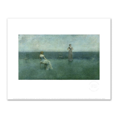 Thomas Wilmer Dewing, The Recitation, Fine Art Prints in various sizes by Museums.Co