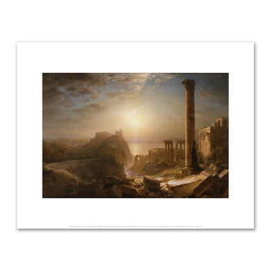 Frederic Edwin Church, Syria by the Sea, Fine Art Prints in various sizes by Museums.Co