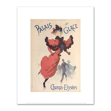 Jules Chére, Palais de Glace, 1894, Fine Art Prints in various sizes by Museums.Co