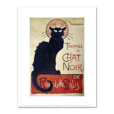 Théophile-Alexandre Steinlen, Le Chat Noir, Fine Art Prints in various sizes by Museums.Co