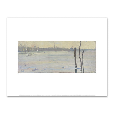 Jane Peterson, Venice from the Lagoon, 1900–1933, Fine Art Prints in 4 sizes by 2020ArtSolutions