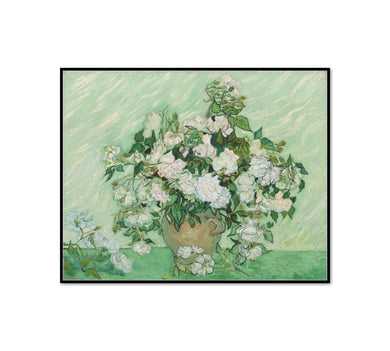 Roses by Vincent van Gogh Artblock