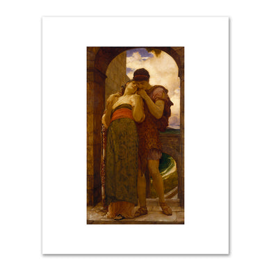 Lord Frederic Leighton, Wedded, 1882, Art Gallery of New South Wales. Fine Art Prints in various sizes by Museums.Co