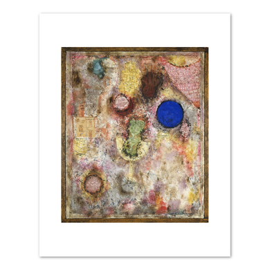 Paul Klee, Magic Garden (Zaubergarten), 1926, Fine Art Prints in various sizes by Museums.Co