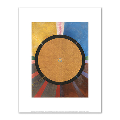Hilma af Klint, Group X, No. 3, Altarpiece, 1915, Fine Art Prints in various sizes by Museums.Co