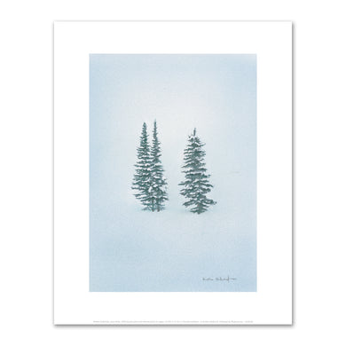 Kirsten Söderlind, Lone Pines, 1998, Private Collection. © Kirsten Söderlind. Fine Art Prints in various sizes by Museums.Co
