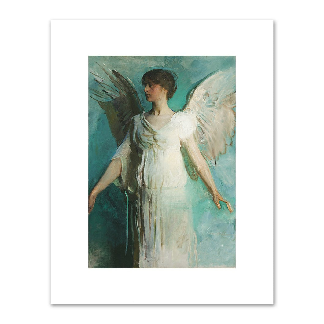 An Angel by Abbott Handerson Thayer