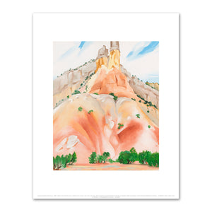 Georgia O'Keeffe, The Cliff Chimneys, 1938, Fine Art Prints in various sizes by Museums.Co