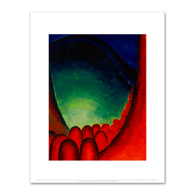Georgia O'Keeffe, No. 20—Special, 1916/17, Fine Art Prints in various sizes by Museums.Co