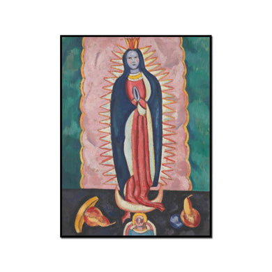 Marsden Hartley, The Virgin of Guadalupe, ca. 1918–19, Artblock in 3 sizes by 2020ArtSolutions