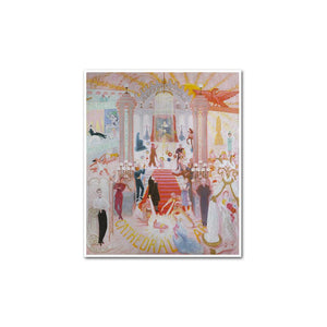 The Cathedrals of Art by Florine Stettheimer Artblock