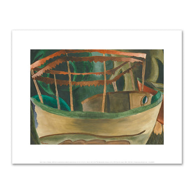 Arthur Dove, Fishboat, 1930, Art Prints in 4 sizes by 2020ArtSolutions