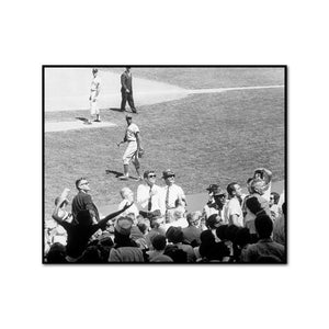 President John F. Kennedy Attends the 1962 All Star Baseball Game